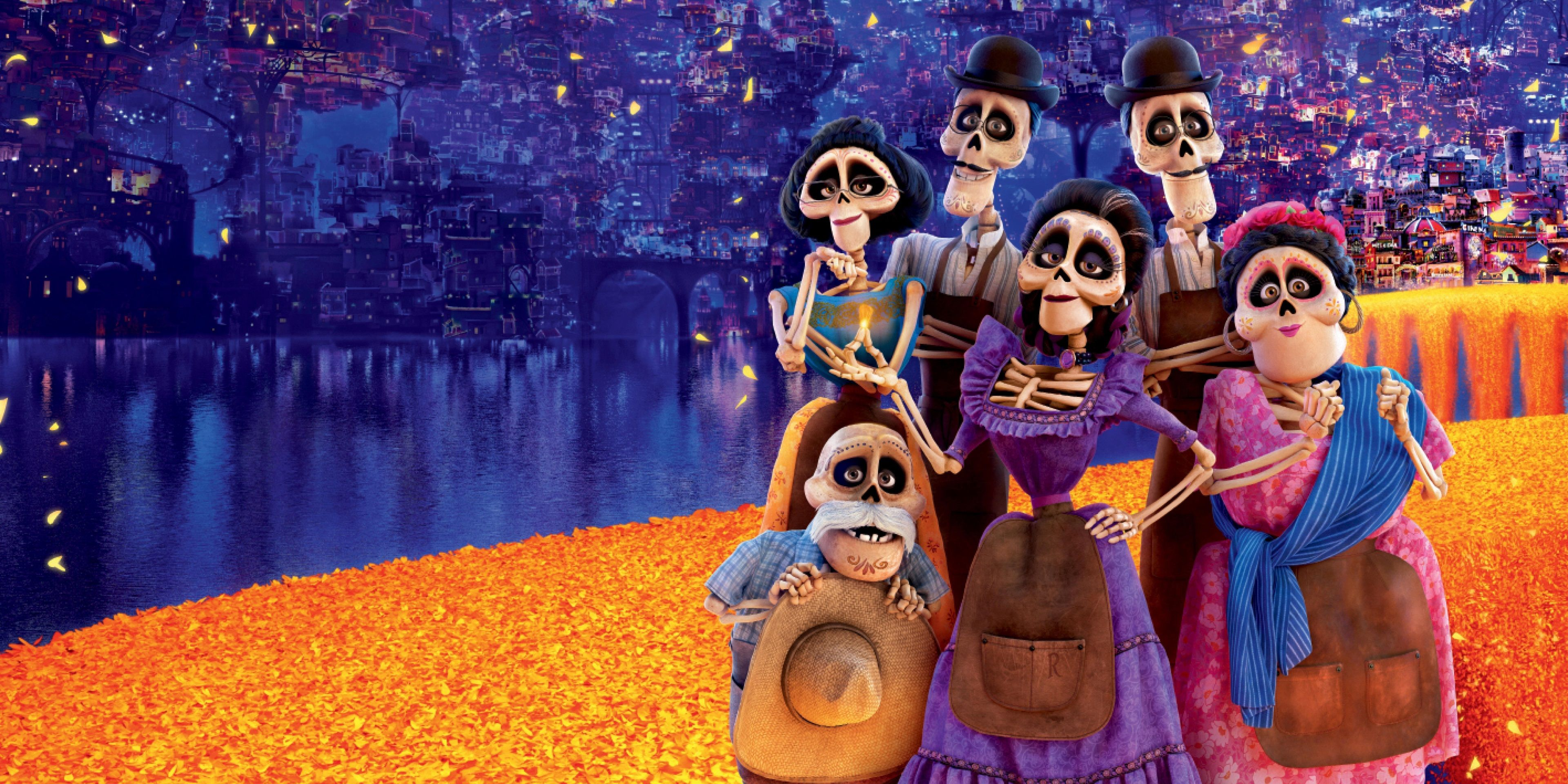 3840x1920 Coco 4k Wallpaper Hd Free Download Animated Movies Movie Wallpapers Animation