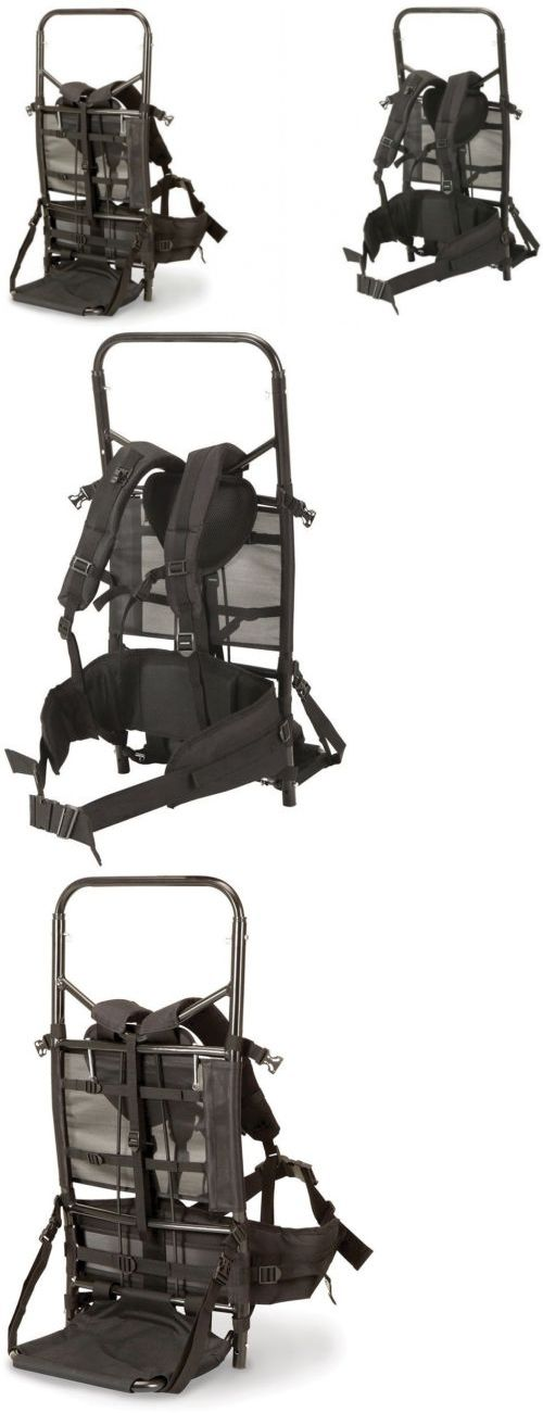 Hunting Bags and Packs 52503: Hunting Backpack Frame Aluminum Hunter ...