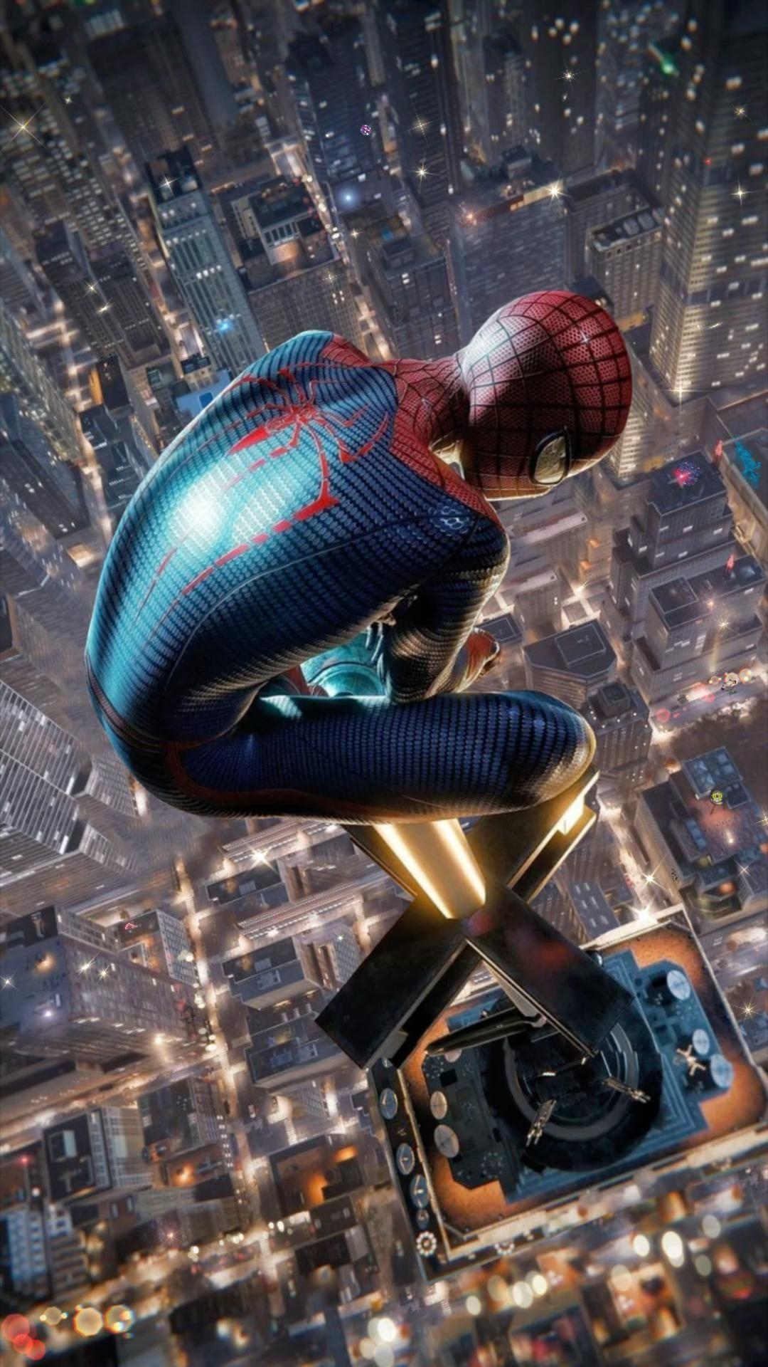 Spider-Man animated with @werbleapp #spiderman