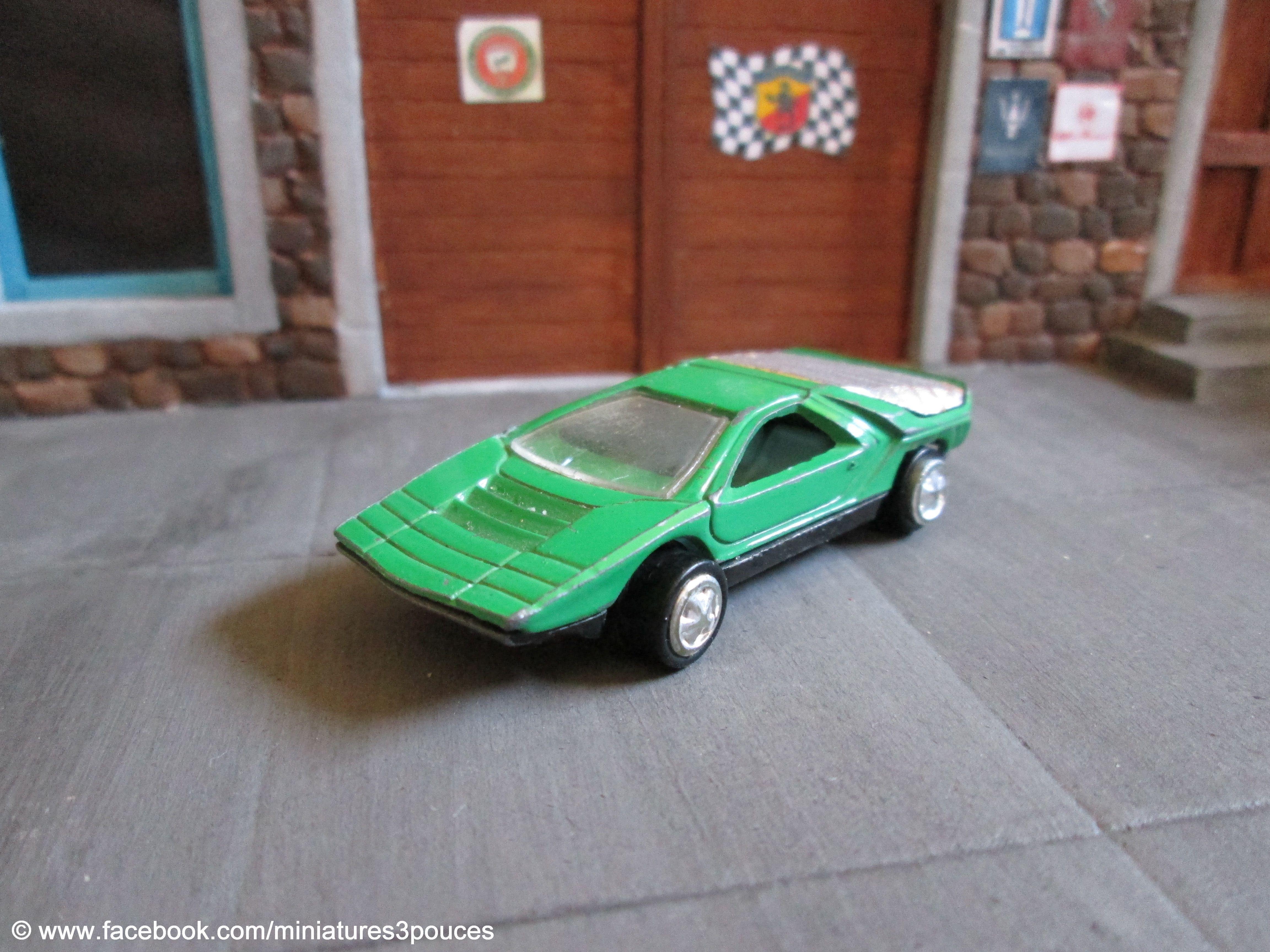 Alfa Romeo Carabo Bertone Playart 1975 alfaromeocarabo