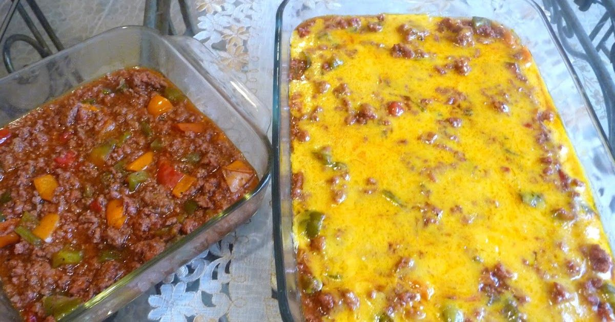 SLOW COOKER STUFFED PEPPER CASSEROLE     So much easier than making individual stuffed peppers.  This recipe will feed a cr...