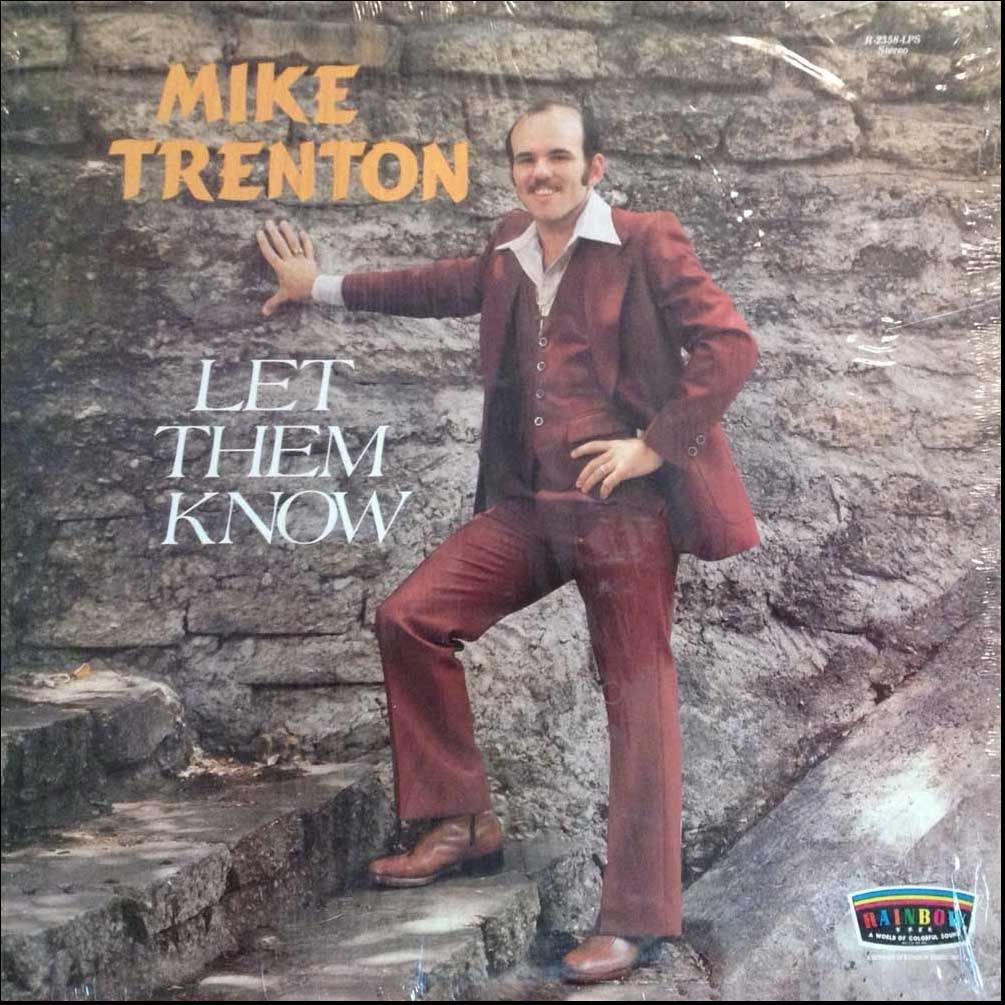 Mike trenton u let them know in crappy album covers
