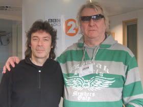 Chris Squire & Steve Hackett of Squackett