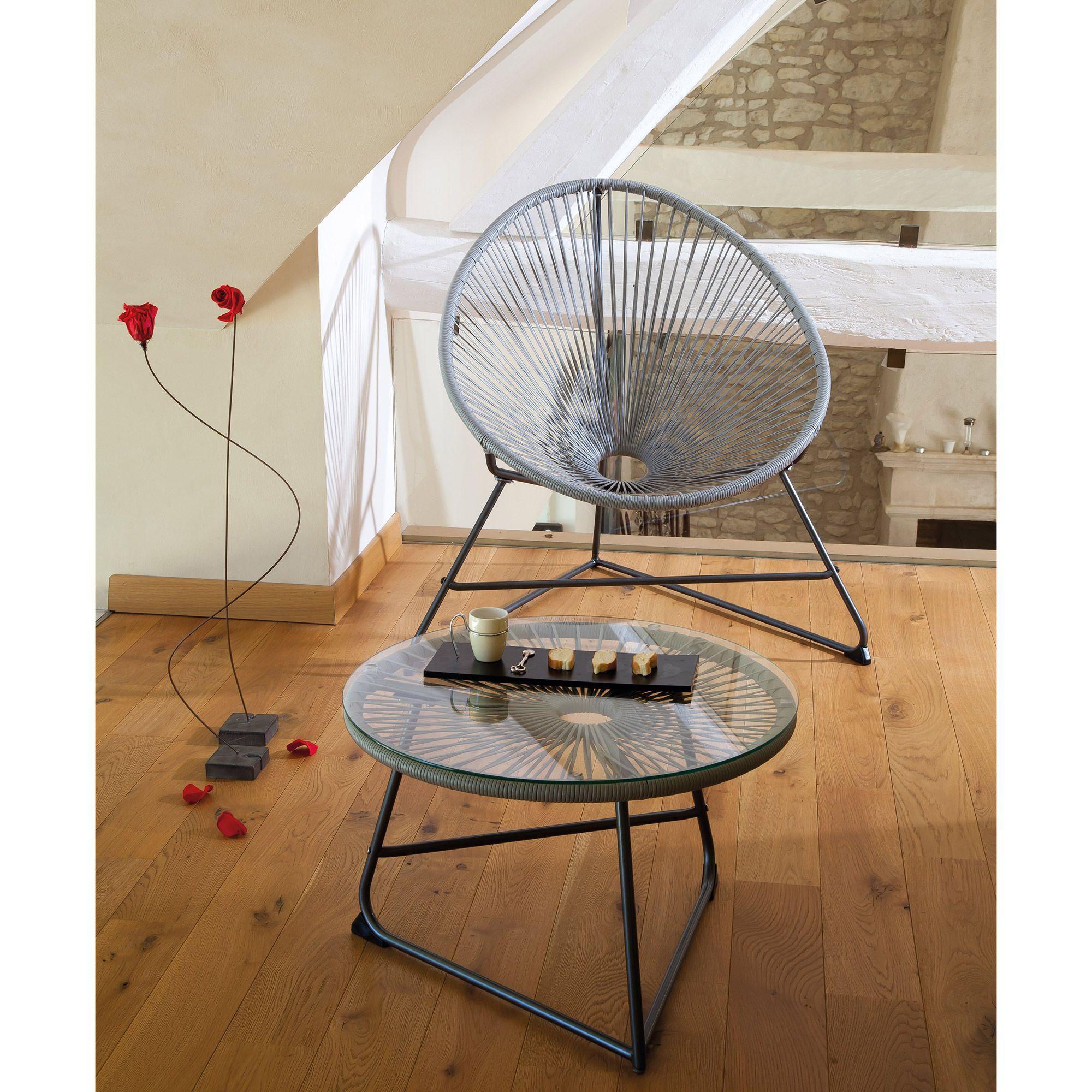 Fauteuil Relax En Aluminium Polypropylene Polo Proloisirs Chaise De Jardin Fauteuil Relax Chaise
