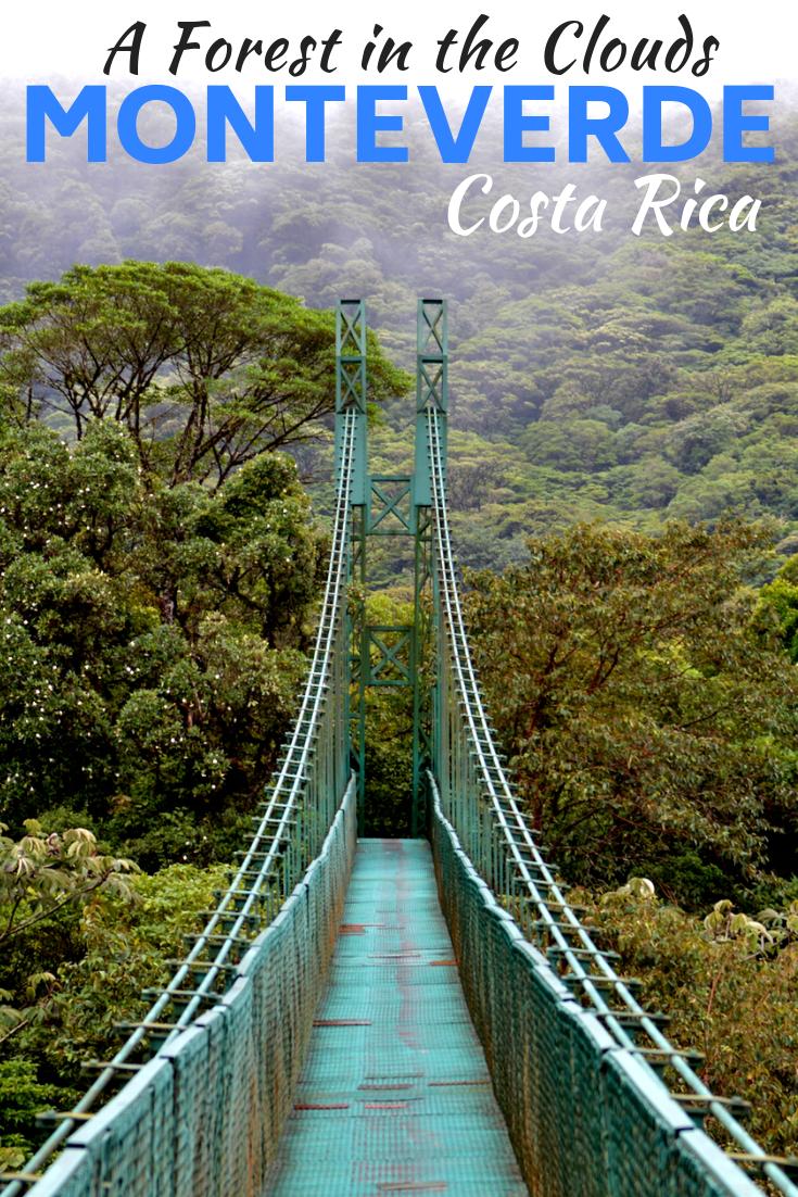 Monteverde Costa Rica A Forest In The Clouds Costa Rica
