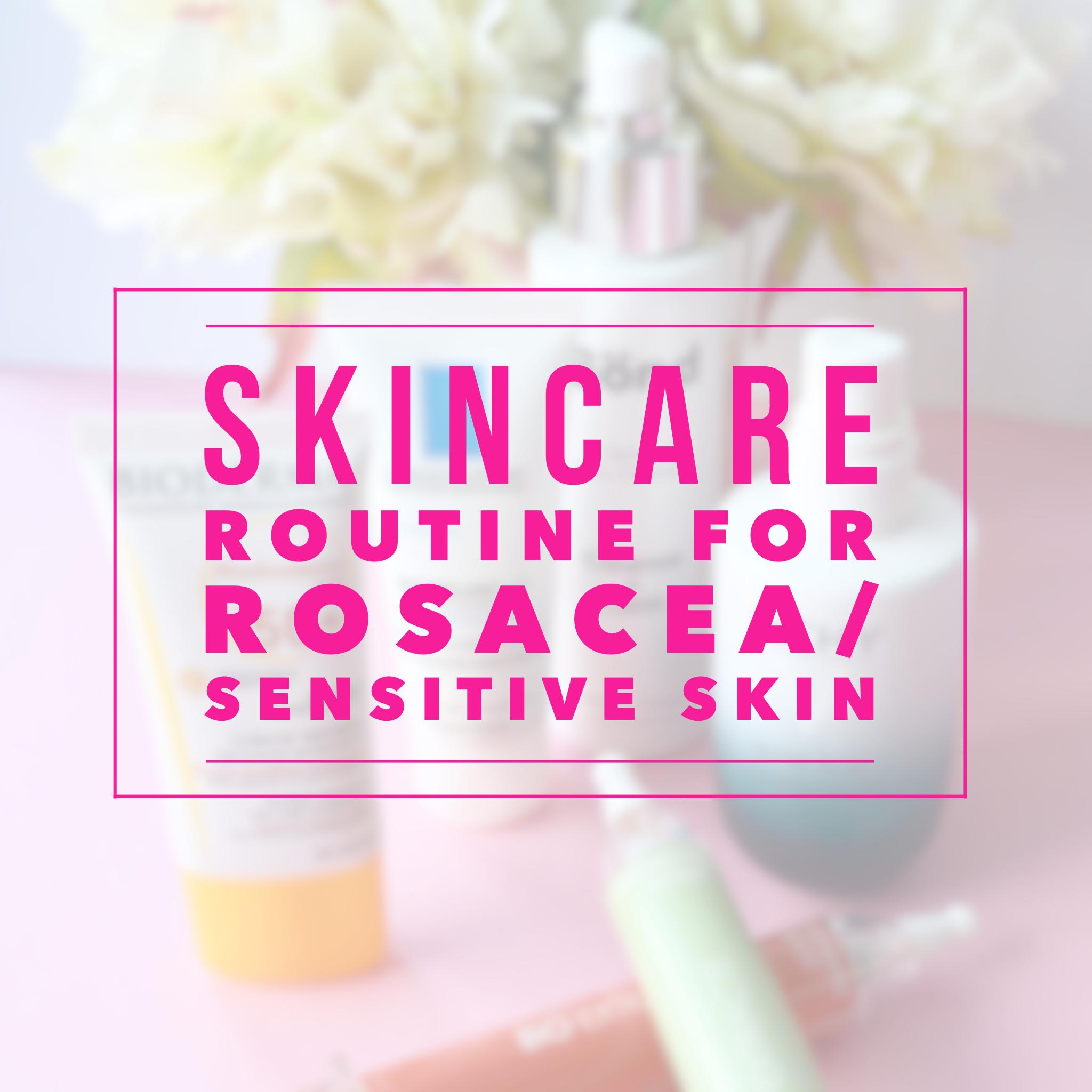 Skincare Shake Up June '17 Edition Skin care, Rosacea