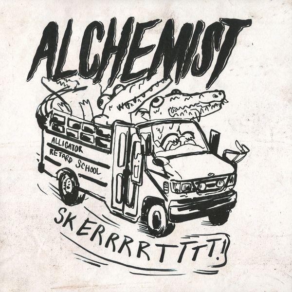 Alchemist Retarded Alligator Beats Album Lp 12 Vinyl Rap Retarded Alligator Lp Vinyl