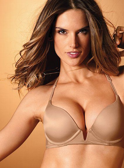 b08e638aa Deep-V Low-back Multi-way Push-up Bra - Very Sexy® - Victoria s Secret