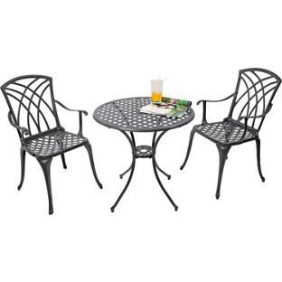 Buy Porto 2 Seater Bistro Patio Furniture Set at Argos