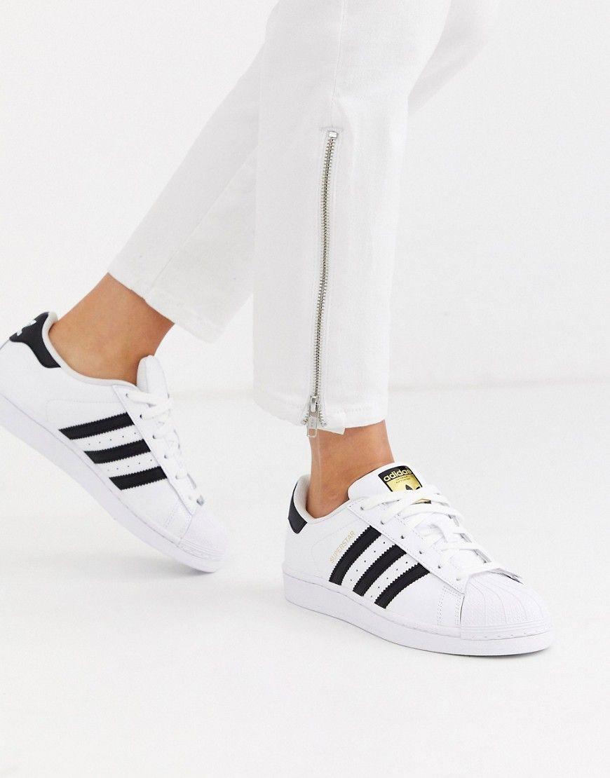 Sneaker adidas nicht nur zum Pendeln Schnürung gepolsterte