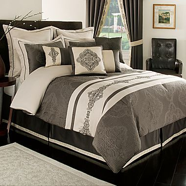 Milan 10 Piece Comforter Set Jcpenney Home Goodies