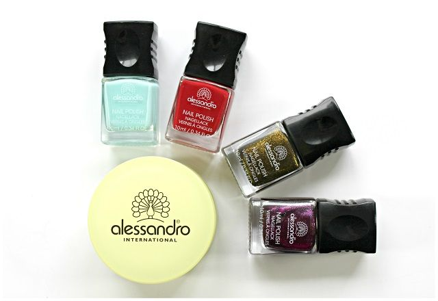 Red Carpet Manicure Colors