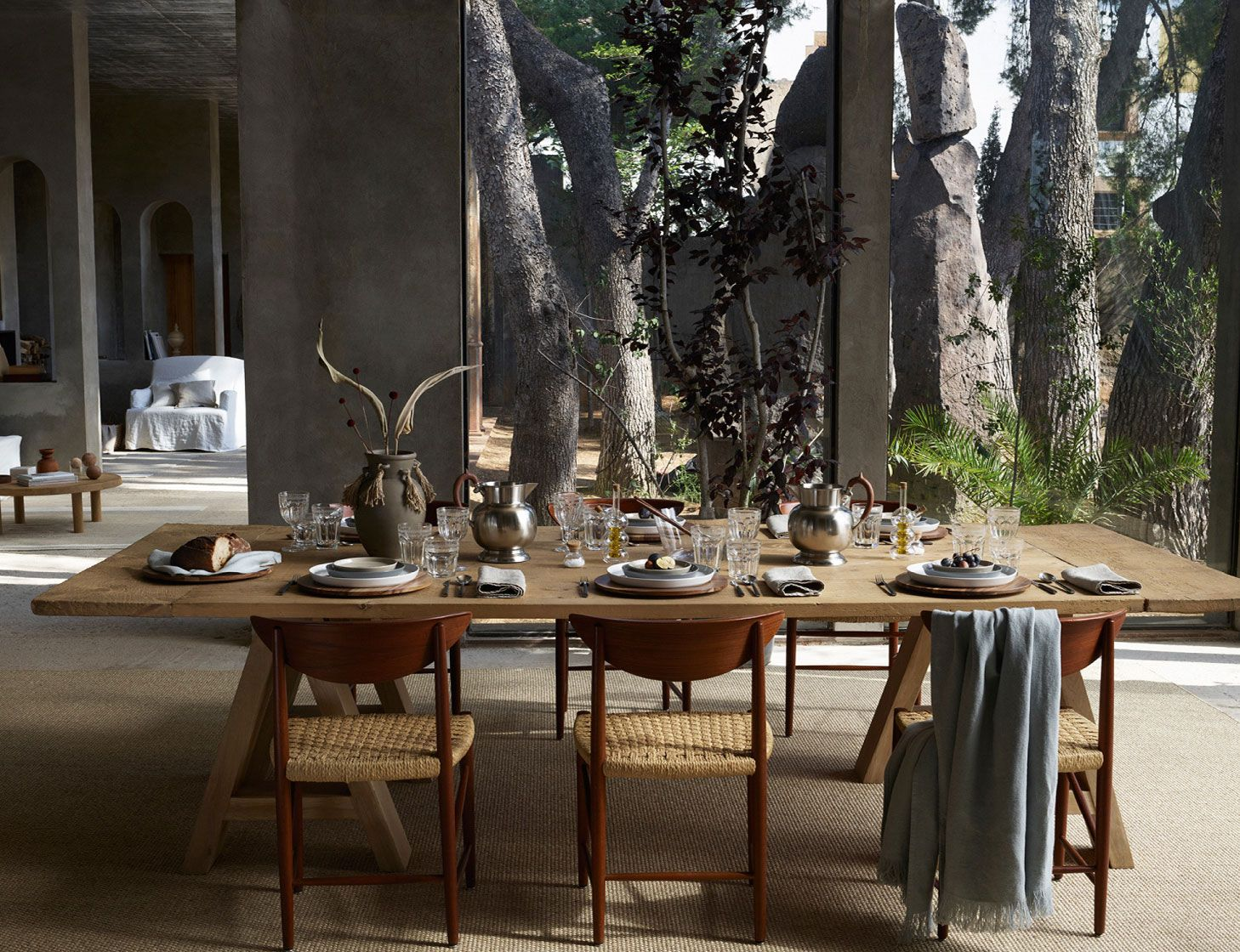 Linen campaign aw16 editorials zara home portugal the house of my dreams pinterest - Zara home portugal ...