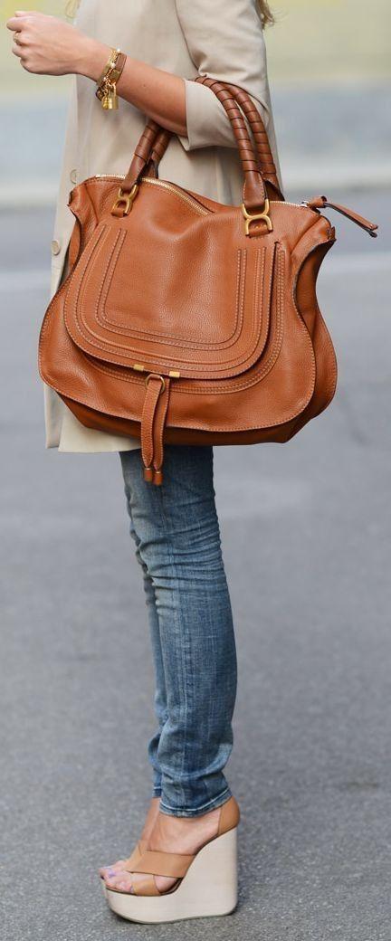 Pin by U.Klein on Mode für frauen | Chloe marcie bag, Chloe