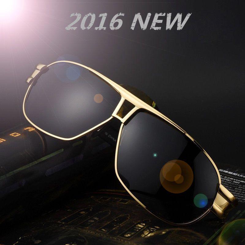 b9f155f90a Brand Driving Fishing Polarized Sunglasses Mens Outdoor Sport Eyewear  Glasses B7  Aoron  Aviator