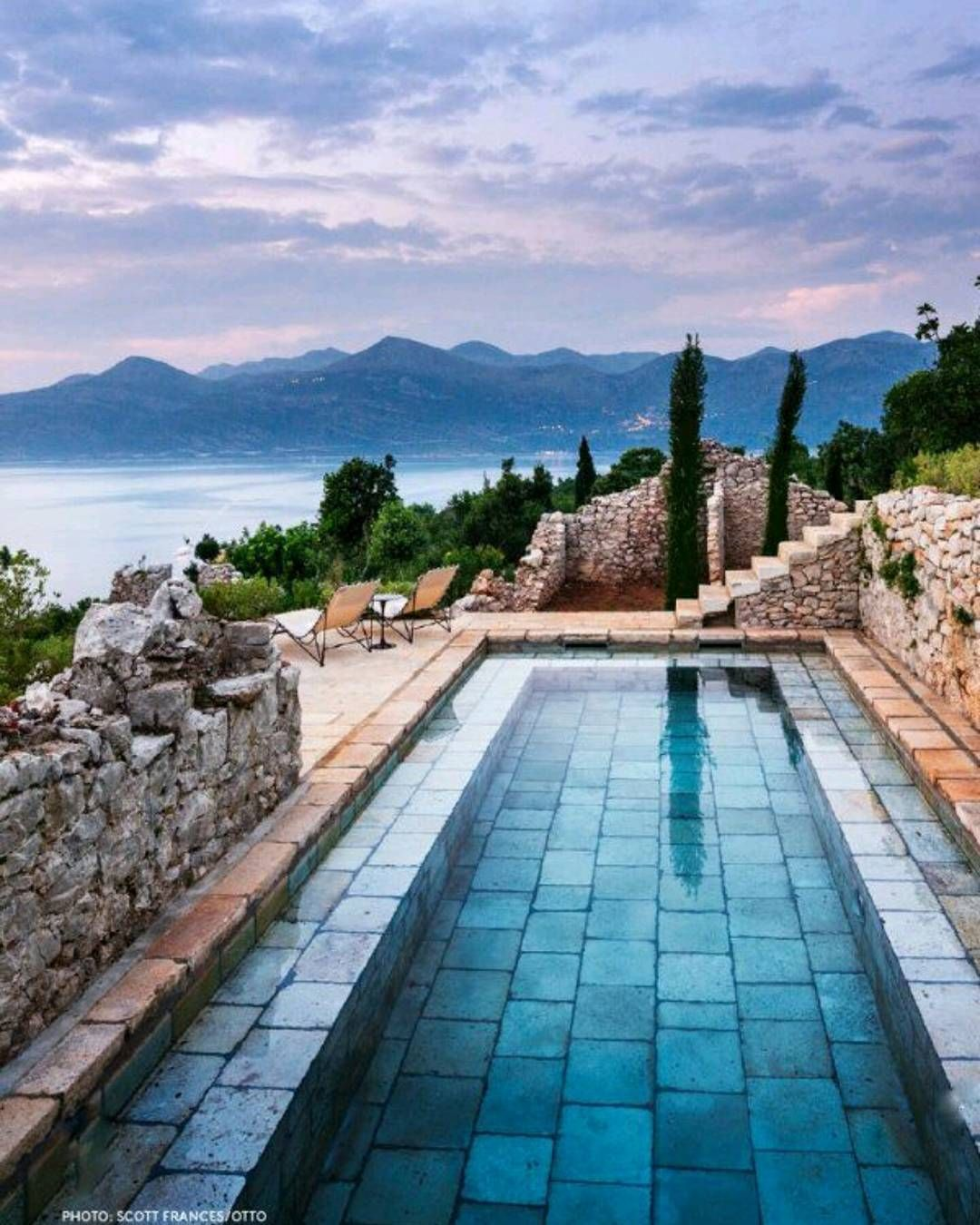Architectural Digest Pool Designs: Architectural Digest Has Some Amazing Swimming Pools
