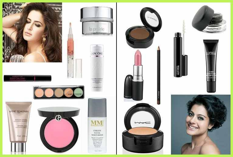 Unraveling The Beauty Products Used By Indian Celebrities Makeup Trends Celebrity Makeup Beauty Salon Names Indian Celebrities