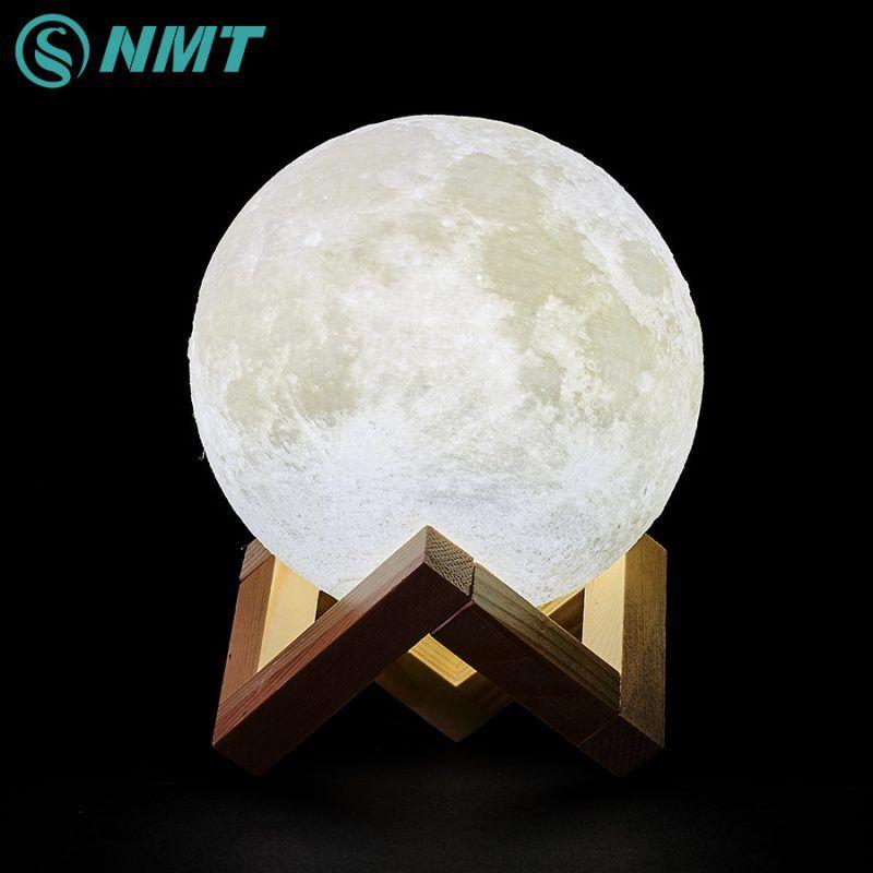 3d Mond Lampe Nachtlicht Mond Lampe Nachtlicht Aussergewohnliche Beleuchtung
