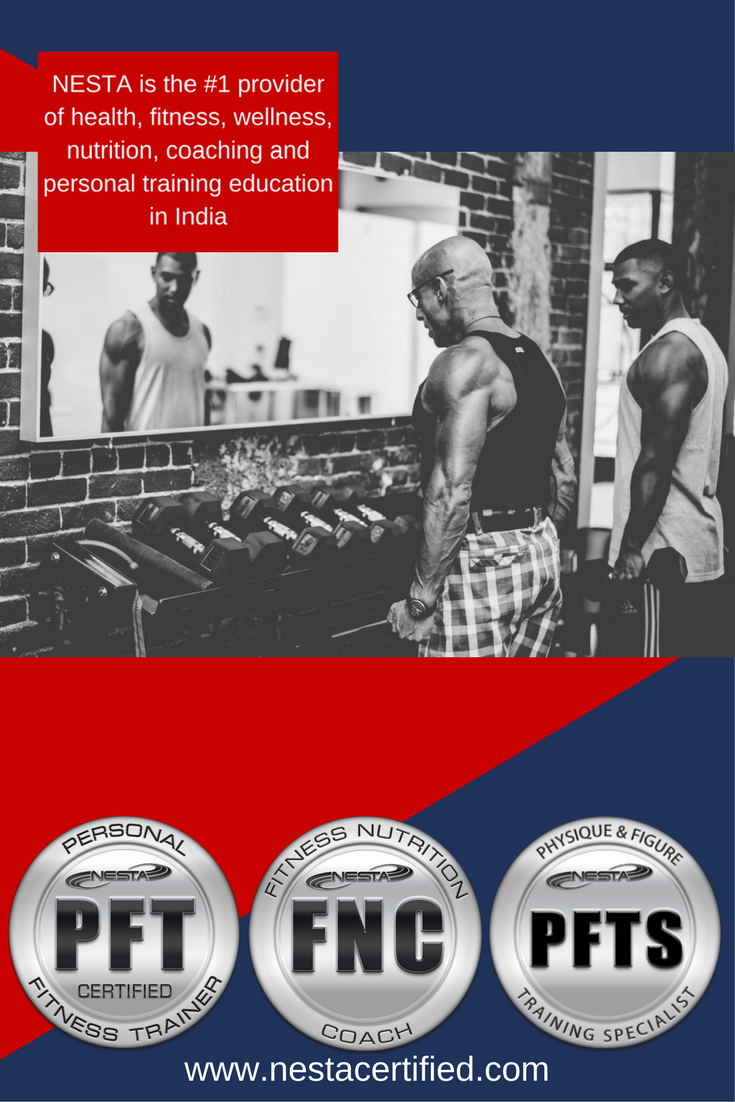Fitness Personal Trainer Nutrition And Coaching Certifications For
