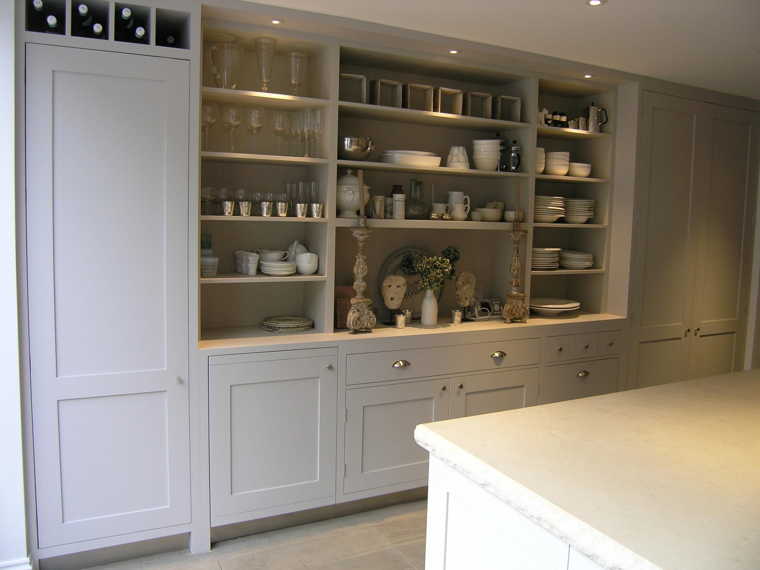 Clapham Shaker Kitchen: London Shaker Kitchens Design And Installation, Clapham