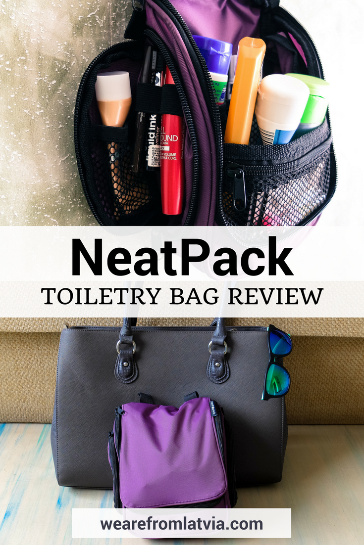 NeatPack Hanging Toiletry Bag Review   TRAVEL GEAR   ACCESSORIES ... 2a9309b33d