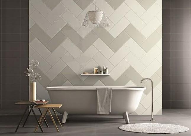 Room - ceramic wall