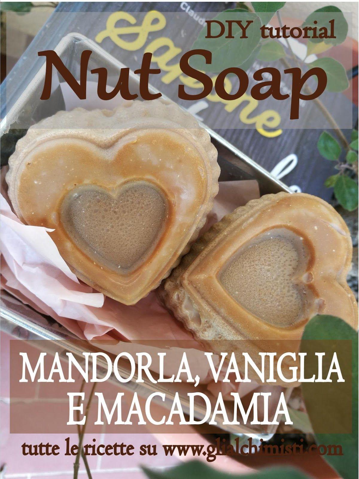 Ricette di saponi naturali fatti in casa shampoo cosmetici - Detersivi naturali fatti in casa ...