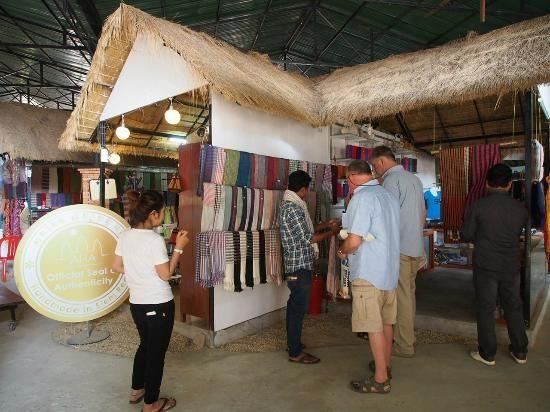 Photo Of Angkor Handicraft Association Aha Cambodian Handicrafts