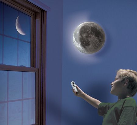 Super Moon In My Room By Uncle Milton 46 95 Night Light Led Night Light Super Moon