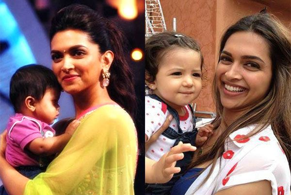 21 Pictures Of Deepika Padukone With Kids That Prove She Ll Be A Great Mom Fansnstars Deepika Padukone New Gossip Just Smile