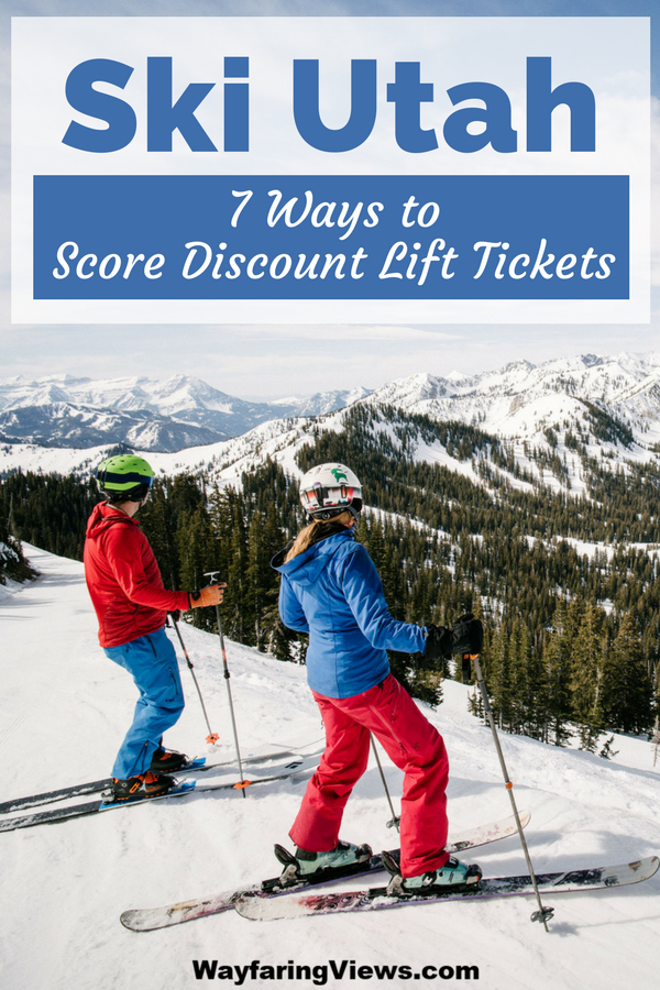 Score A Deal On Discount Lift Tickets For Park City Salt Lake Resorts 2019 2020 Season Travel Park City Park City Utah