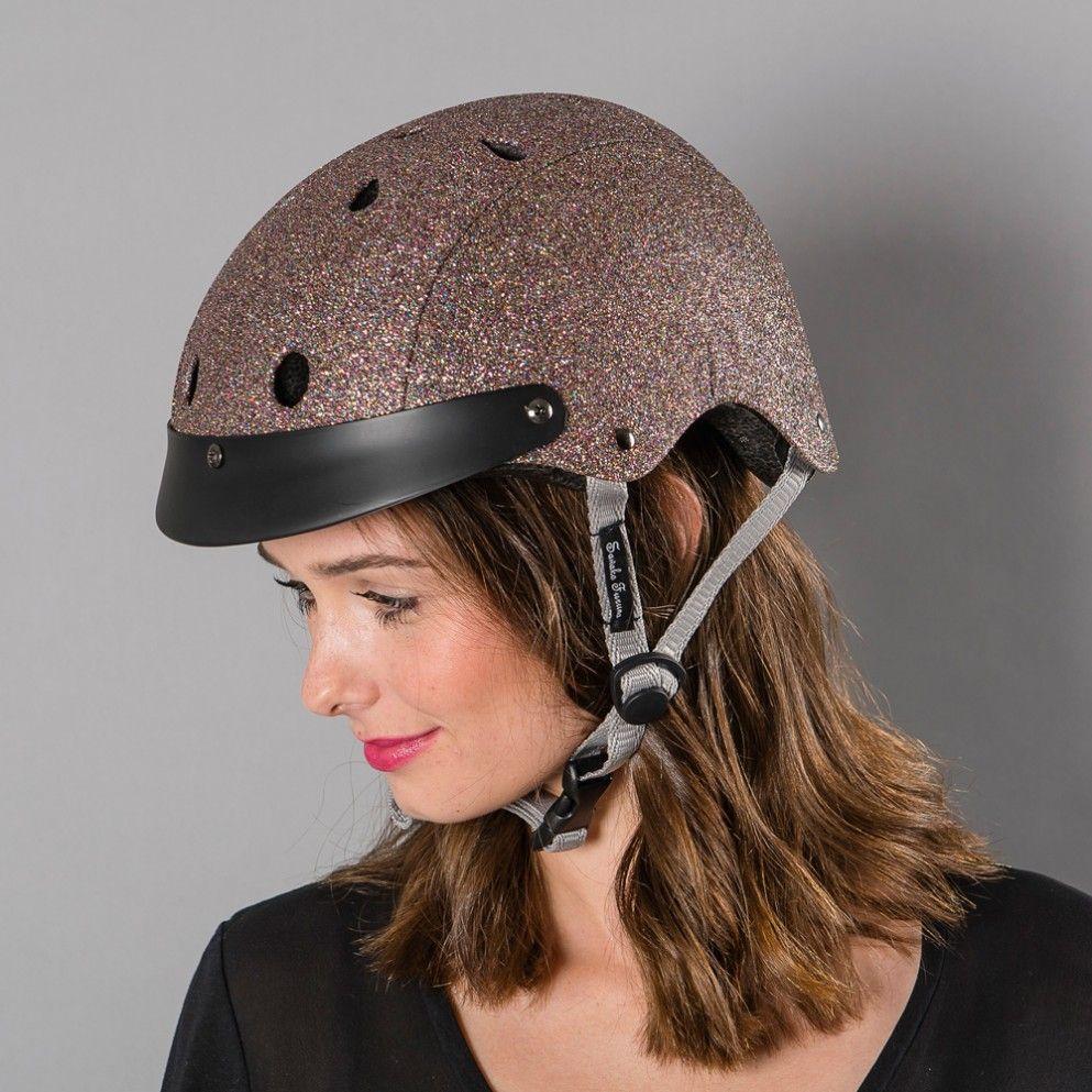 Sawako Furuno Ladies Bike Helmet Sparkle Glitter Helmetcyclechic Bike Helmet Helmet Womens Bike