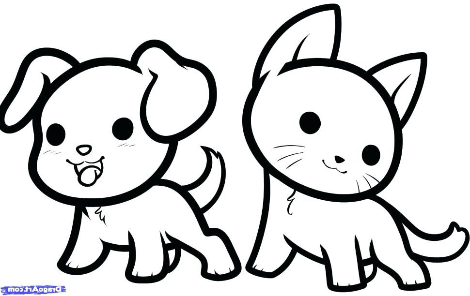 Cute Baby Animal Coloring Pages Plus Cute Baby Animals Little Monkey Coloring Page Pages Si Baby Animal Drawings Easy Animal Drawings Cute Easy Animal Drawings