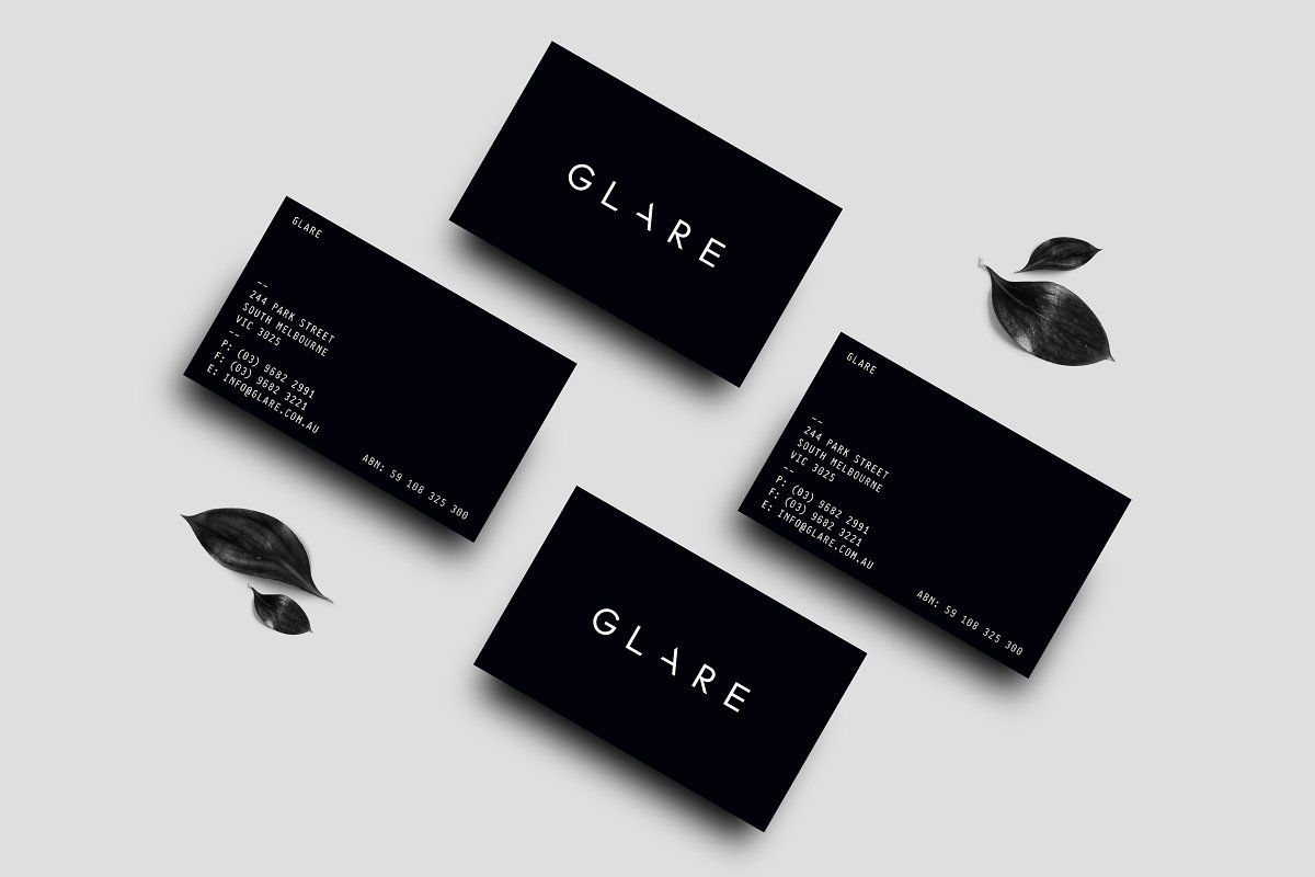 business card mockups in 2020  business card mock up