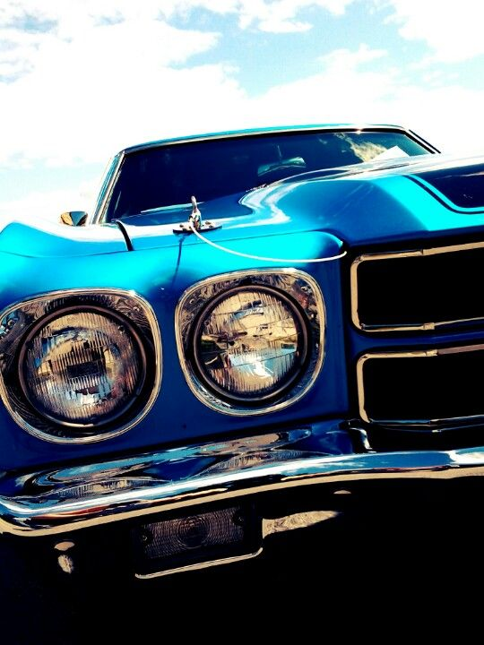 SS chevelle. Photo by Melanie McAleer