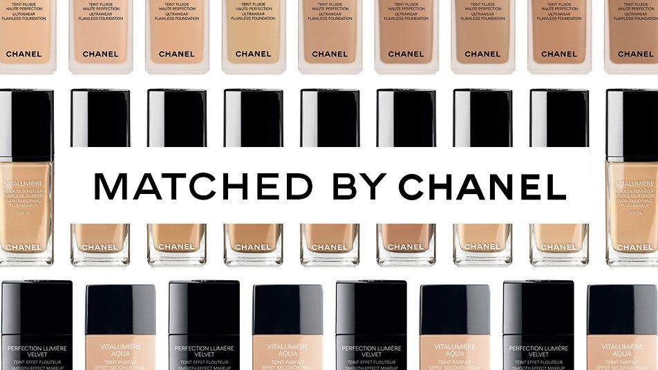 Free Sample of Chanel Foundation & complimentary Flawless Face ...