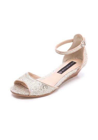 Tippsy Glitter Sandals