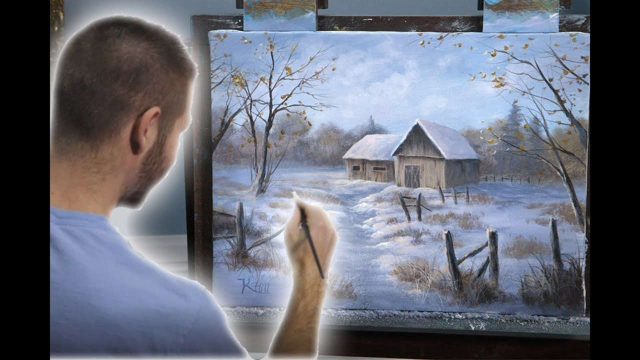 Small details, HUGE effect! Is it really that SIMPLE? #winterlandscape
