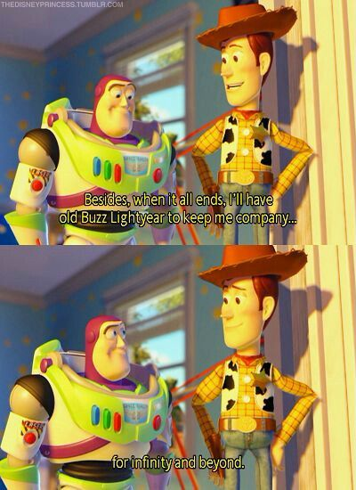 Toy Story 2 | Talk Disney To Me | Toy story quotes, Disney toys
