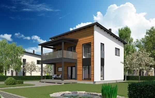 Honka Pino on Terve Talo -konseptin mukaan toteutettu muuttovalmis hirsitalo.
