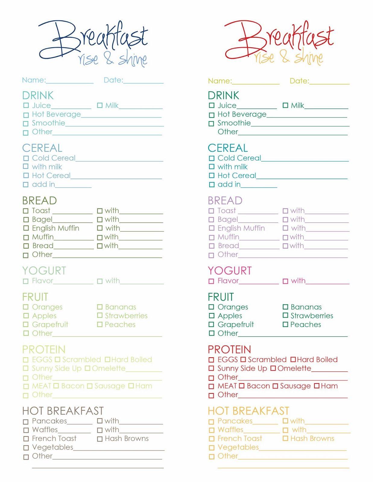 What s for Breakfast Breakfast Pinterest