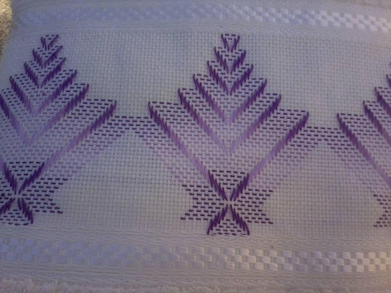 Vagonite - Huck weaving | bordados. | Pinterest | Lindo, Encontrado ...