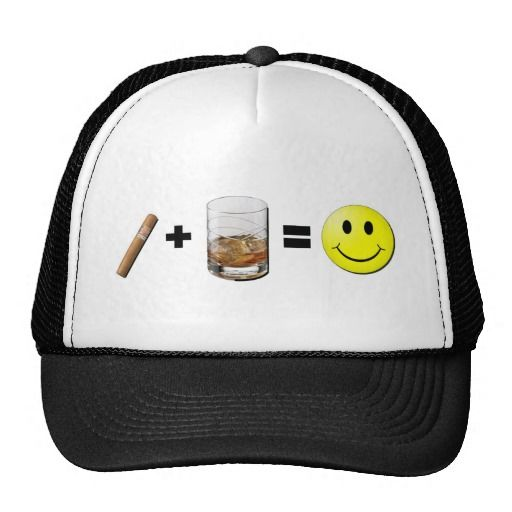 gt  gt Cheap Cigar + Bourbon   Happiness Mesh Hat Cigar + Bourbon 6c409e9d4d14