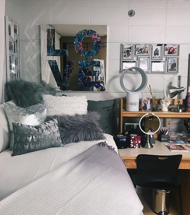 Luxury College Dorm Wall Decor