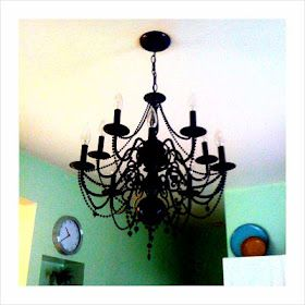 Awesome Very Addams Family Diy Chandelier Beaded Chandelier