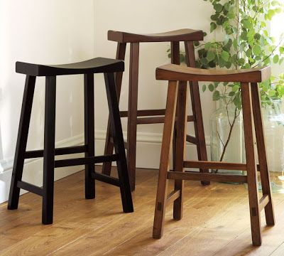 Lovely Under Counter Bar Stools