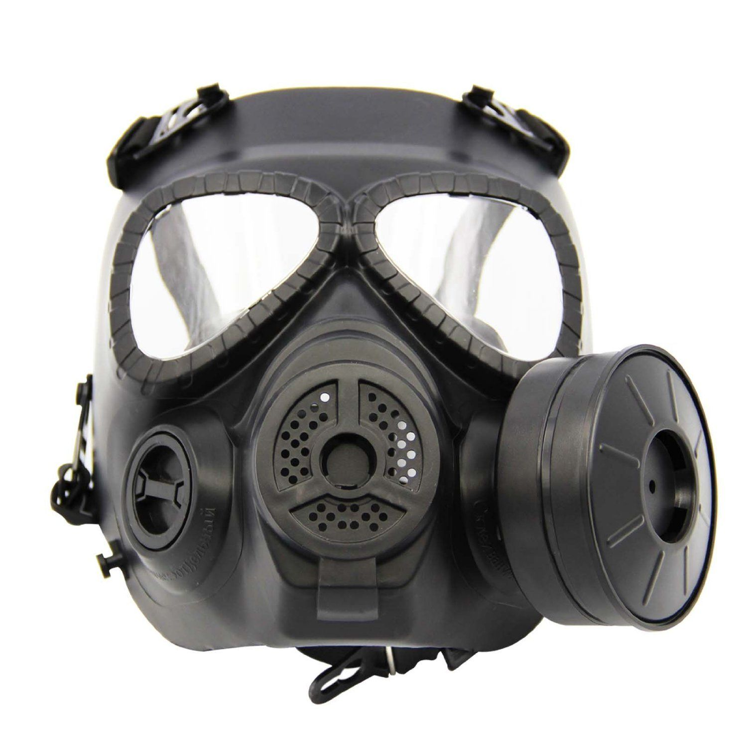 amazon com safety face mask guard military black paintball