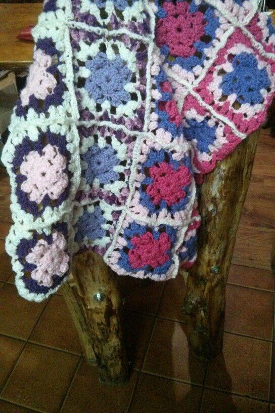 Crochet carolana