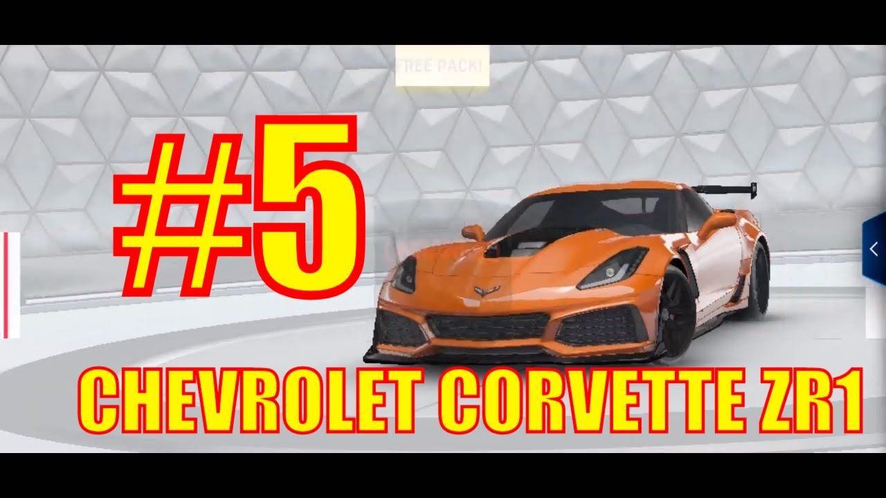 Asphalt 9 Chevrolet Corvette Zr1 Series Justme Chevrolet Corvette Corvette Zr1 Corvette