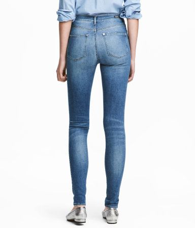 02a6ec9ca85 Shaping Skinny High Jeans